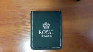 Огляд і Налаштування. Годинники Royal London 41293-04. Лекос - інтернет магазин
