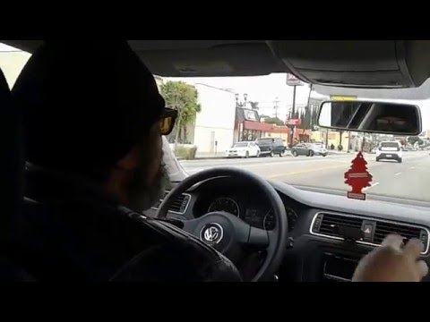 Uber Comic Steven Alan Green takes LA for a ride.