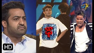 Raju | Pradeep | Shoot Out Round |  Dhee 10 | Grand Finale | 18th July 2018 | ETV Telugu
