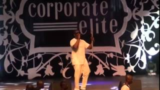 Dr  Sid ft Don Don Jazzy Perform Surulere @MTN Corporate Elite