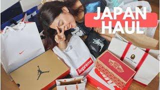 japan haul clothing shoes kpop more