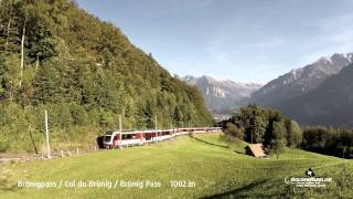 GoldenPass Line : Interlaken – Lucerne