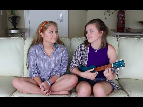 Can't Help Falling In Love Cover - Ashley And Maria