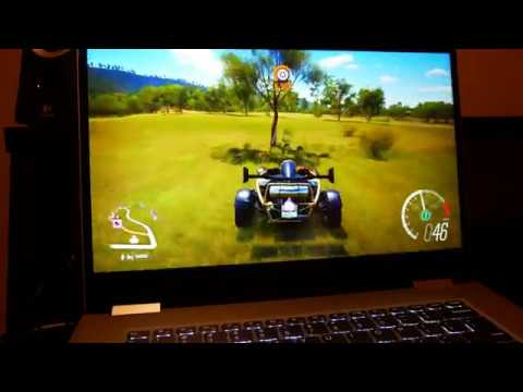 Lenovo Yoga 720 w/ Nvidia GTX 1050 Follow-up with Gameplay