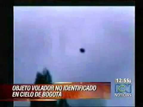 Amazing UFO footage from Bogota, Colombia makes news