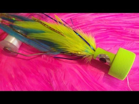 Tying a Turbo Popper Billfish Fly