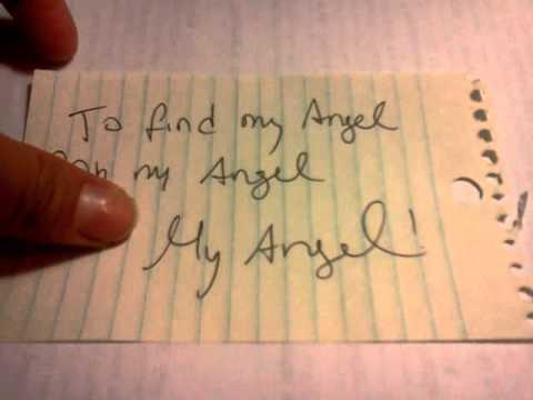 Robin Thicke Angels with lyrics