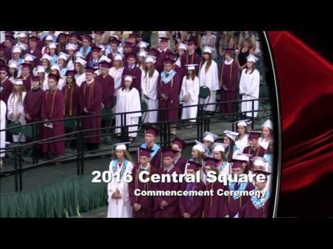 2016 Central Square Graduation