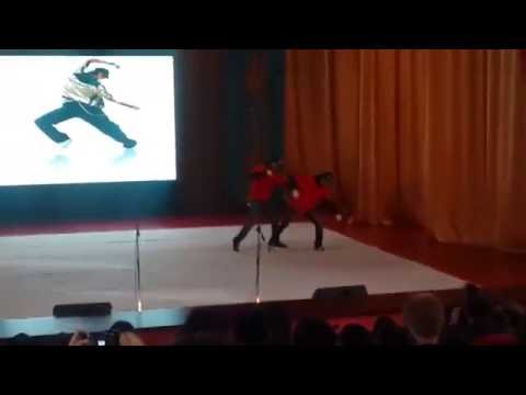 ROBOT DANCE DUBSTEP  EXPERTS  NOISE 2016
