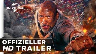 Skyscraper - Trailer #2 deutsch/german HD