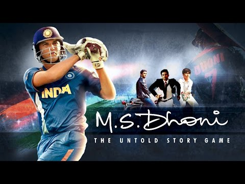 MS Dhoni The Untold Story Official Game...