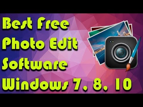 Best Free Photo Editing Software Windows 7, 8, 10 Ke Liye [PhotoScap]