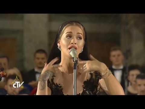 Rita Ora Sings At Mother Teresa's Canonization In Vatican City