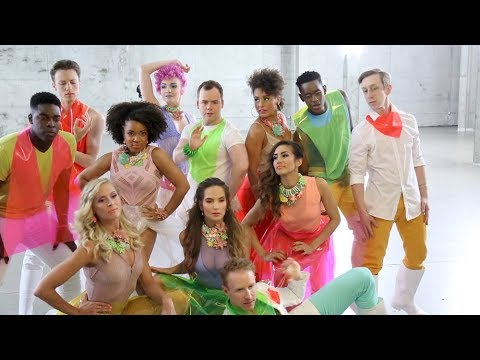 Watch CHARLIE AND THE CHOCOLATE FACTORY's Dancers Show Off Their Sweet Moves