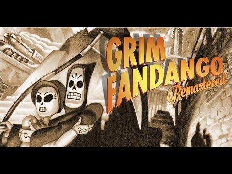 Grim Fandango. Remastered. Final Dublado PT.BR.