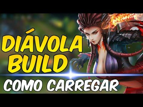 COMO CARREGAR DE DIÁVOLA - BUILD ABSURDA + DICAS (HEROES EVOLVED)