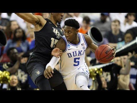 Highlights: R.J. Barrett Hits Game-winner To Push Duke To Sweet 16
