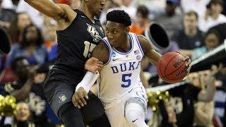 Gambar cover Highlights: R.J. Barrett hits game-winner to push Duke to Sweet 16