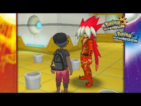 Pokemon Ultra Sun and Ultra Moon - Ryuki Returns!