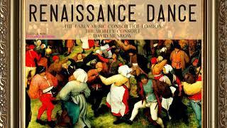 Renaissance Dance Bands 1551-1599, Tylman Susato / Thomas Morley (Century's recording: David Munrow)