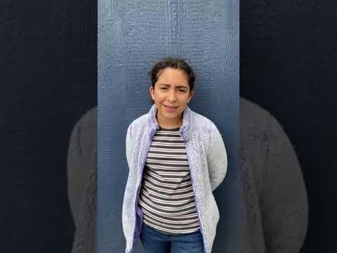 Cassandra Avina, Anna Kyle Elementary School - Student of the Month January 2021