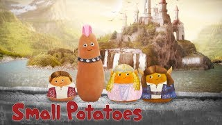 Small Potatoes - Punk Rock Music | Nate Hates Disco