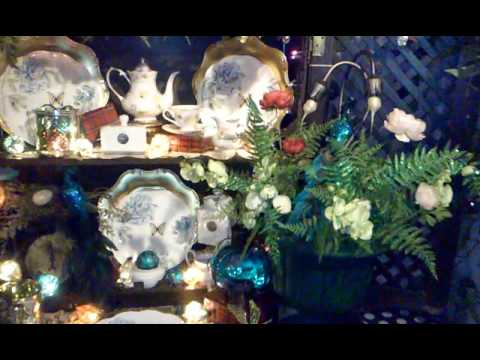 Christmas at The Enchanted Nest Boutique