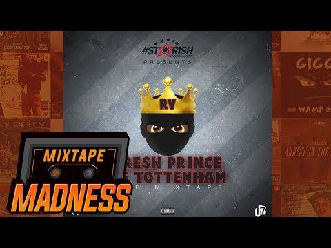 RV ft Headie One - Cinderella [Fresh Prince of Tottenham]   @MixtapeMadness