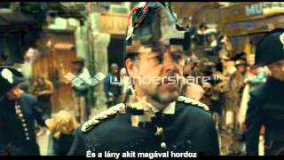 Les Misérables - Here is Javert (Russell Crowe) 2012