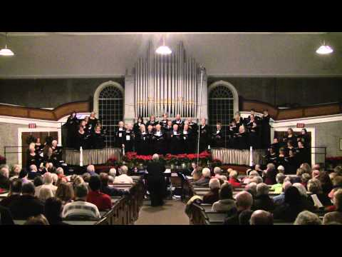 The Hands That First Held Mary's Child - Classic Choral Society & The Hudson Valley String Quartet
