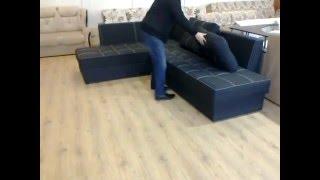 видео Диван-трансформер: двухъярусная кровать или мягкая мебель