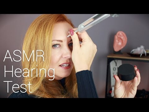 Super Sleepy Slow 🎧👂🏼ASMR Hearing Test