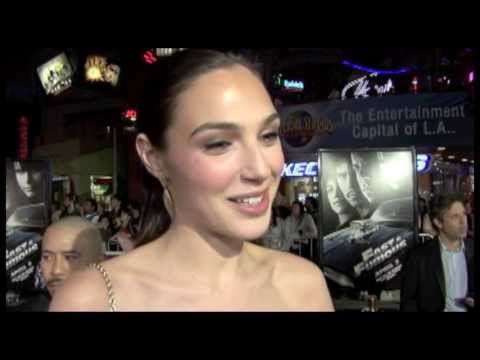 Gal Gadot Interview - Fast and Furious