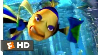 Shark Tale (2004) - Oscar vs. Lenny Scene (7/10) | Movieclips