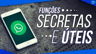 6 Funções Secretas e Úteis no WhatsApp (Truques que talvez você não sabia)
