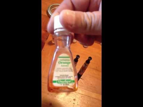 Custom E-Liquid for E-cigarette  my  home made Flavor