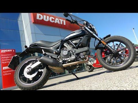 Ducati Scrambler Sixty2 Test Ride Ducati Roma Youtube
