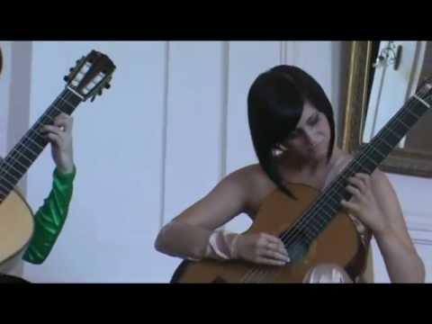 Georges Bizet: Carmen Suite, Seguidilla (guitArtistas)