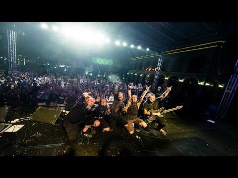 MorphiuM - Tour Journal The Blackout China Tour - Day 1