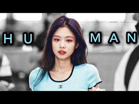 BLACKPINK ~ Jennie || Human