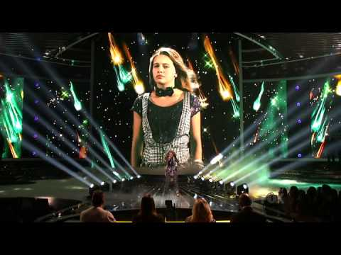 Bea Miller  I Won't Give Up  The X Factor U.S. 2012 Season 2 LIVE PERFORMANCE ONE