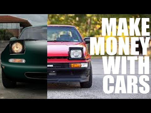 HOW TO MAKE MONEY FLIPPING CARS