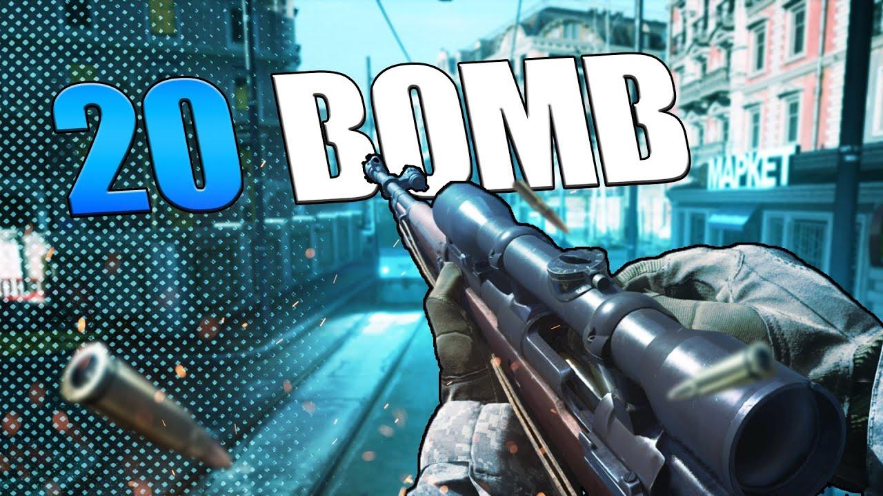Dropping 20 Kills in Cyber Attack - Call of Duty: Modern Warfare