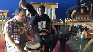 Download Jammin' w/ the Maru-A-Pula Marimba Band from Botswana MP3 song and Music Video