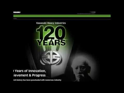 Kawasaki Heavy Industries 120 Years Of Innovation