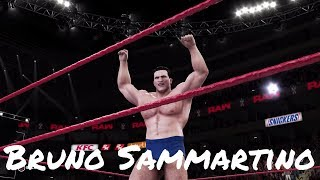 Bruno Sammartino Custom Entrance (WWE 2K18)