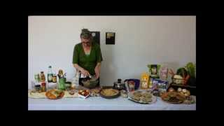 Trio Of Quinoa - 'put More Plants On Your Plate' Presentation With Betty Rae