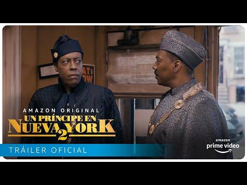 Un Príncipe en Nueva York 2 - Tráiler oficial | Amazon Prime Video