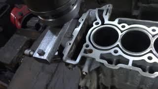 EP6 PEUGEOT 508 nafar turbo va o'lchash haqida