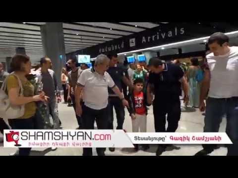 Հանցագործ աշխարհում մեծ հեղինակություն վայելող, օրենքով գող Պզոյի տղան ժամանեց Երևան